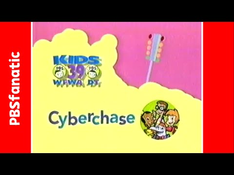 PBS Kids Race Track: Cyberchase (2005 WFWA-TV)