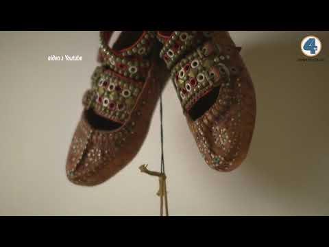 TV-4: Взуття, яке колись носили українці. Добрі традиції.