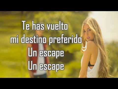 Un Escape Letra Corina Smith Ft Gustavo Elis Doovi