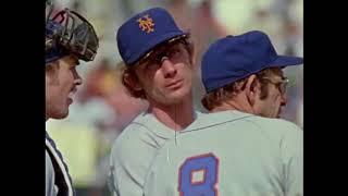 1973 World Series Film Mets Athletics