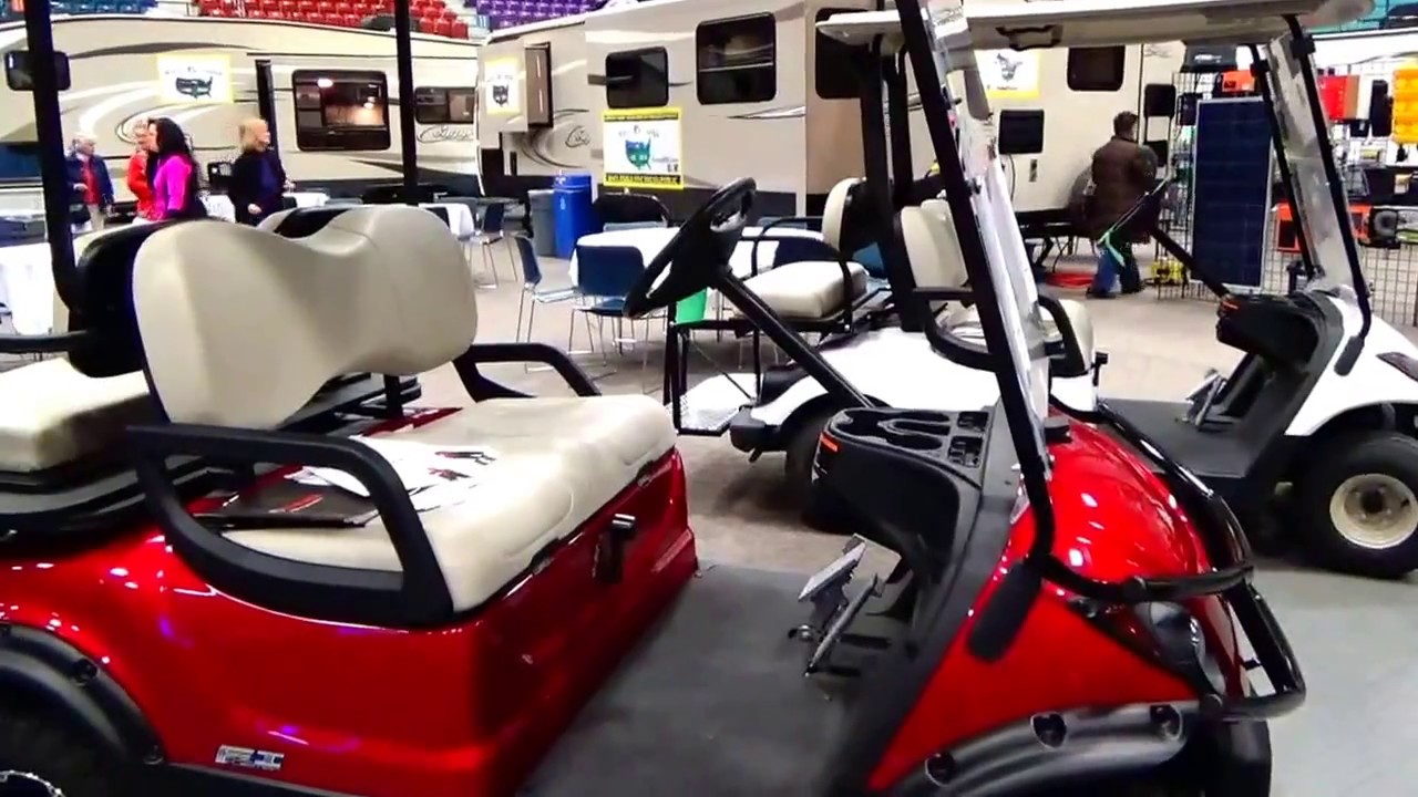 Two New Yamaha Golf Carts - YouTube  Yamaha Golf Carts Dealer on yamaha gas powered golf carts, yamaha street legal golf carts, yamaha side by side dealers, ezgo golf carts dealers, yamaha golf carts florida, yamaha used gas golf carts, yamaha golf carts mississippi, club car dealers,