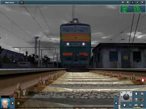 Обзор игры Trainz Simulator 2012
