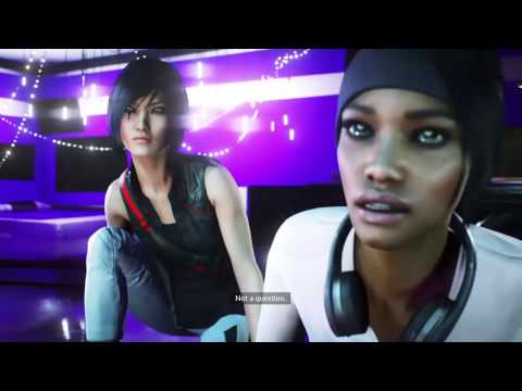 "Mirror's Edge Catalyst Playthrough- Part 4 ""PLASTIC AND EXPLOSIONS"""