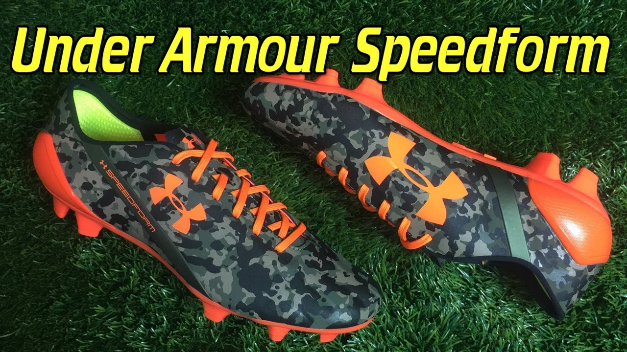 d06acd82953e Under Armour Speedform CRM Camo - Review + On Feet - YouTube