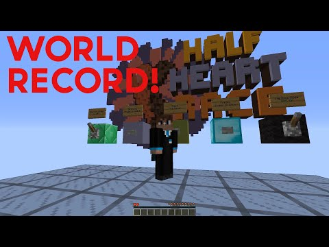 Half Heart Race | (Old) World Record 07:49.3