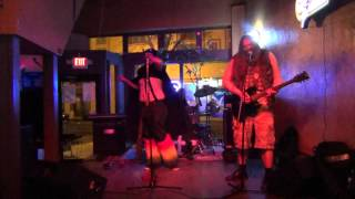 Eviscerated Zombie Tampon - Live at Blind Bob