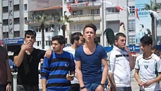 DARKNESS - İLLEGAL ŞEHİR ( Denizli )+18 'Diss' Furkan Yıldızhan - SANJAR-MURATCAN-İSYANQAR26-2017