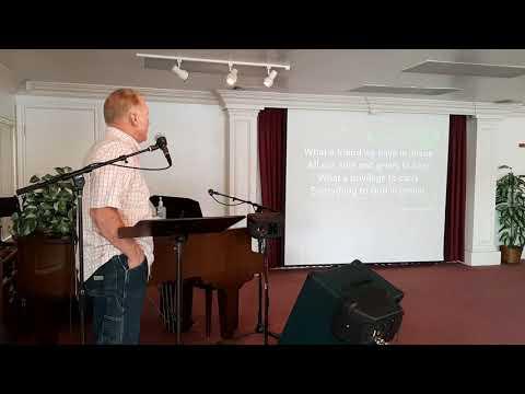 Sept 20 Worship Service