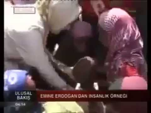 EMİNE ERDOĞAN'IN BU AYIBI ÇOK KONUŞULACAK!!!