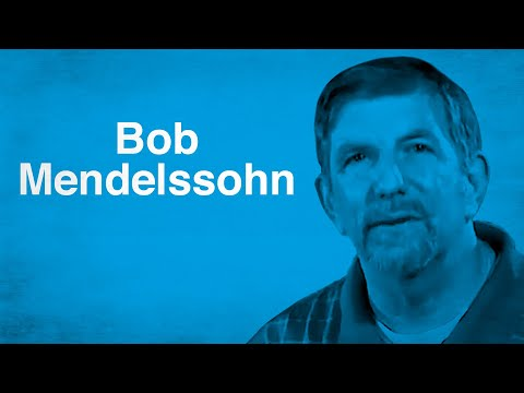 Bob Mendelssohn attended synagogue four times a week | Jewish Testimonies