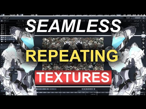 Blender 2.8 : Seamless Textures In 15 Seconds! (ANY PICTURE) - Gimp Tutorial thumbnail
