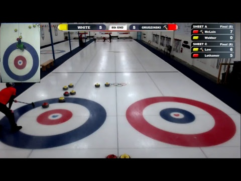 TESN Columbus Live Stream #curling