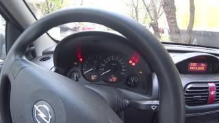 Xat ''F'' kuni paneli Opel bu Corsa''C'' 2005.