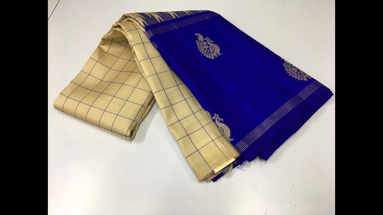 48b1d65967eb1 Pure Kanchipuram Silk Sarees Online Shopping – Shopping time
