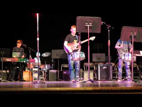 """Radioactive"" as performed by Jackson, James, Nolan & Nate"