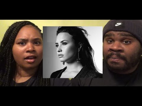 DEMI LOVATO - TELL ME YOU LOVE ME - REACTION