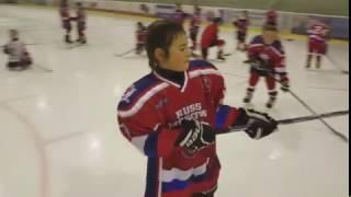 Mannequin Challenge Русь-девочки хоккей