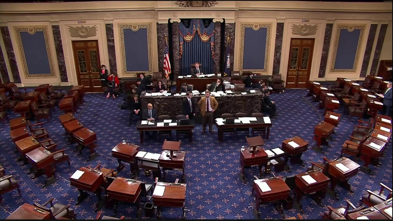 Image result for senate floor