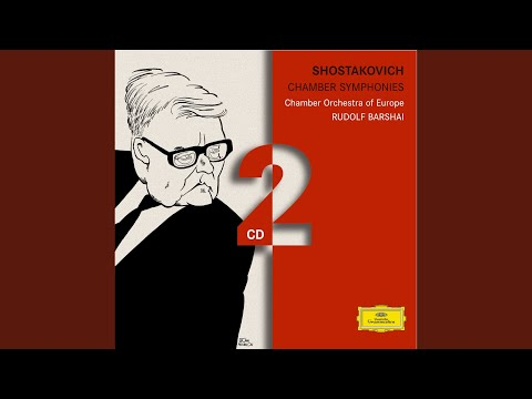 Shostakovich: Symphony For Strings And Woodwinds Op.73A (Orch. Barshai) - 3. Allegro non troppo