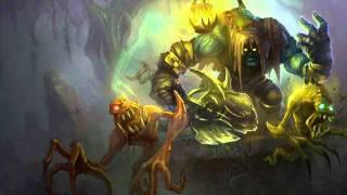 League of Legends Sounds - Yorick Voice