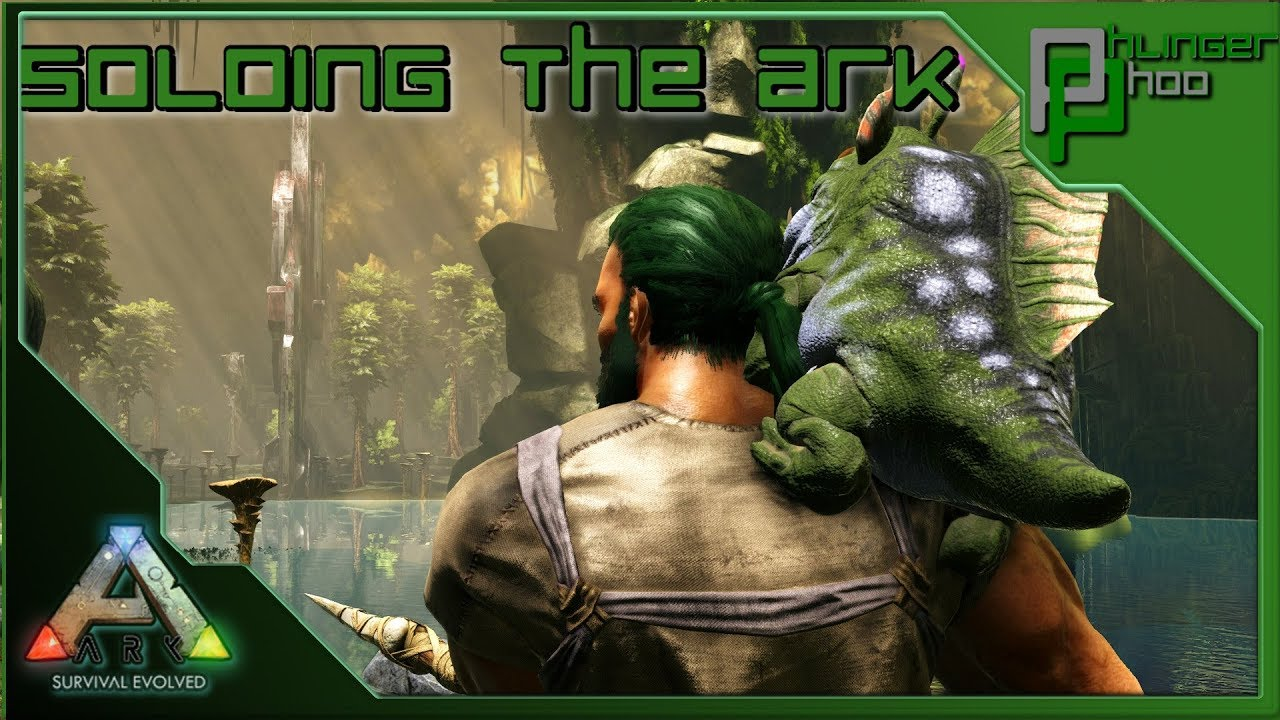 Soloing the Ark S4E130 - STARTING OUT IN ABERRATION! INVADING