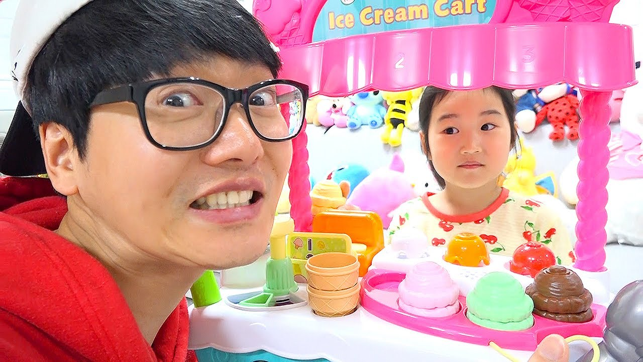 Download Boram dan mainan anak-anak - dalam bahasa Indonesia