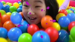 Boram dan mainan anak-anak - dalam bahasa Indonesia