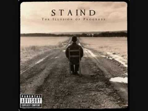 Staind - The Illusion of Progress - 07 Lost Along The Way