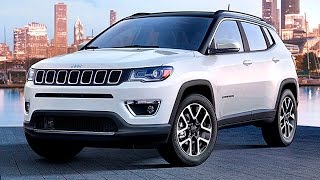 Jeep Compass - Exterior and interior | JEEP