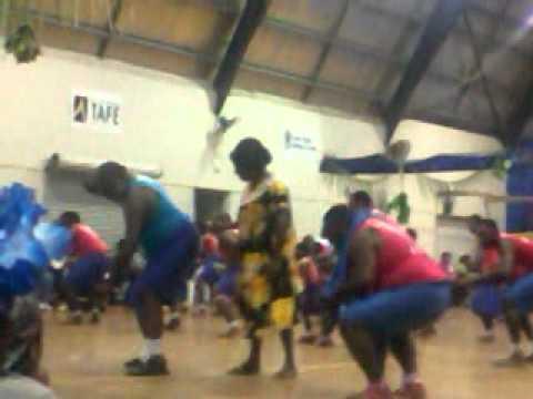 Torres Strait Island dancing- Bulu Kebile - tugi ma toi.3gp