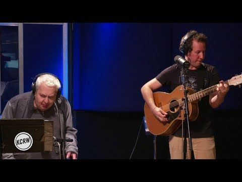 """Daniel Johnston performing """"Try To Love (feat. Silver Lake Chorus)"""" Live on KCRW"""