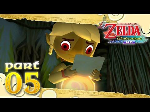 The Legend of Zelda: The Wind Waker HD - Part 5 - Dragon Roost Island