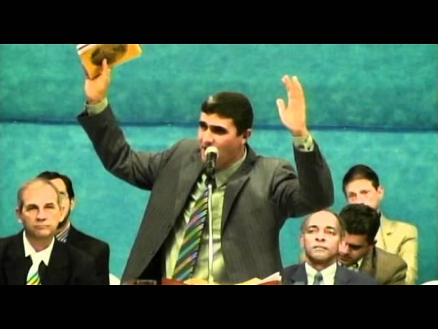 19.05.2012 - Encontro Regional de Pastores em Campinas/SP - Pr. José Roberto Palma