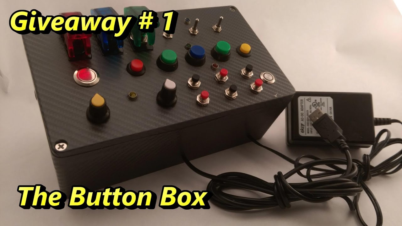 The button box give away