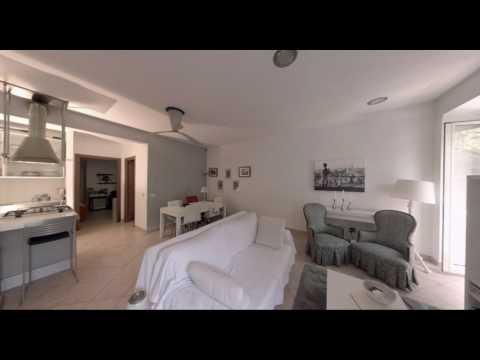 Apartment VR 360° tour - Immersive Video