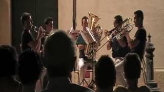 Art Brass Quintet.Suite americana 2º bossa nova