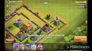 Clash of Clans - PRÉSENTATION DE MON VILLAGE CLASH OF CLANS