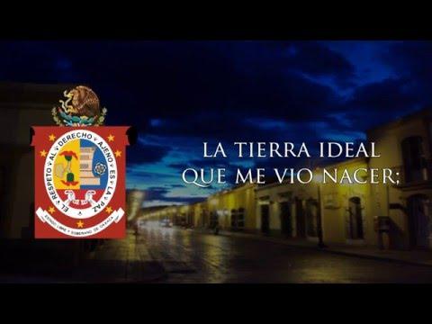"""Himno al Estado de Oaxaca - """"Dios nunca muere"""""""