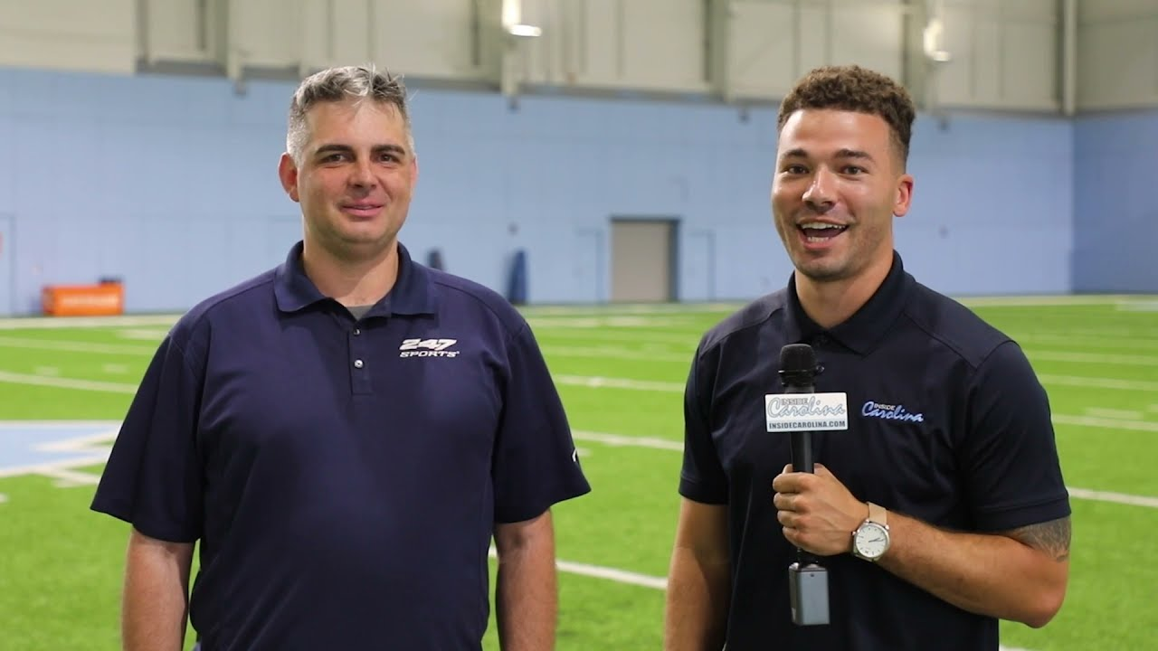 Video: UNC Football Showtime Camp Takeaways