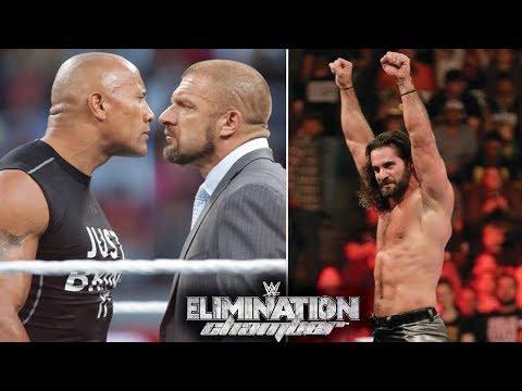 10 Late Breaking Rumors WWE Elimination Chamber 2018