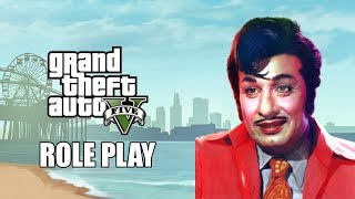 Grand Theft Auto V RP MG RAMU | Tamil Gameplay