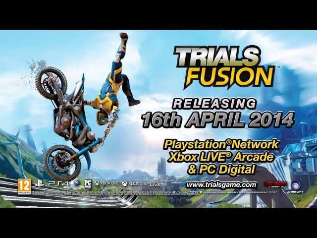 Trials Fusion Trailer - Ride
