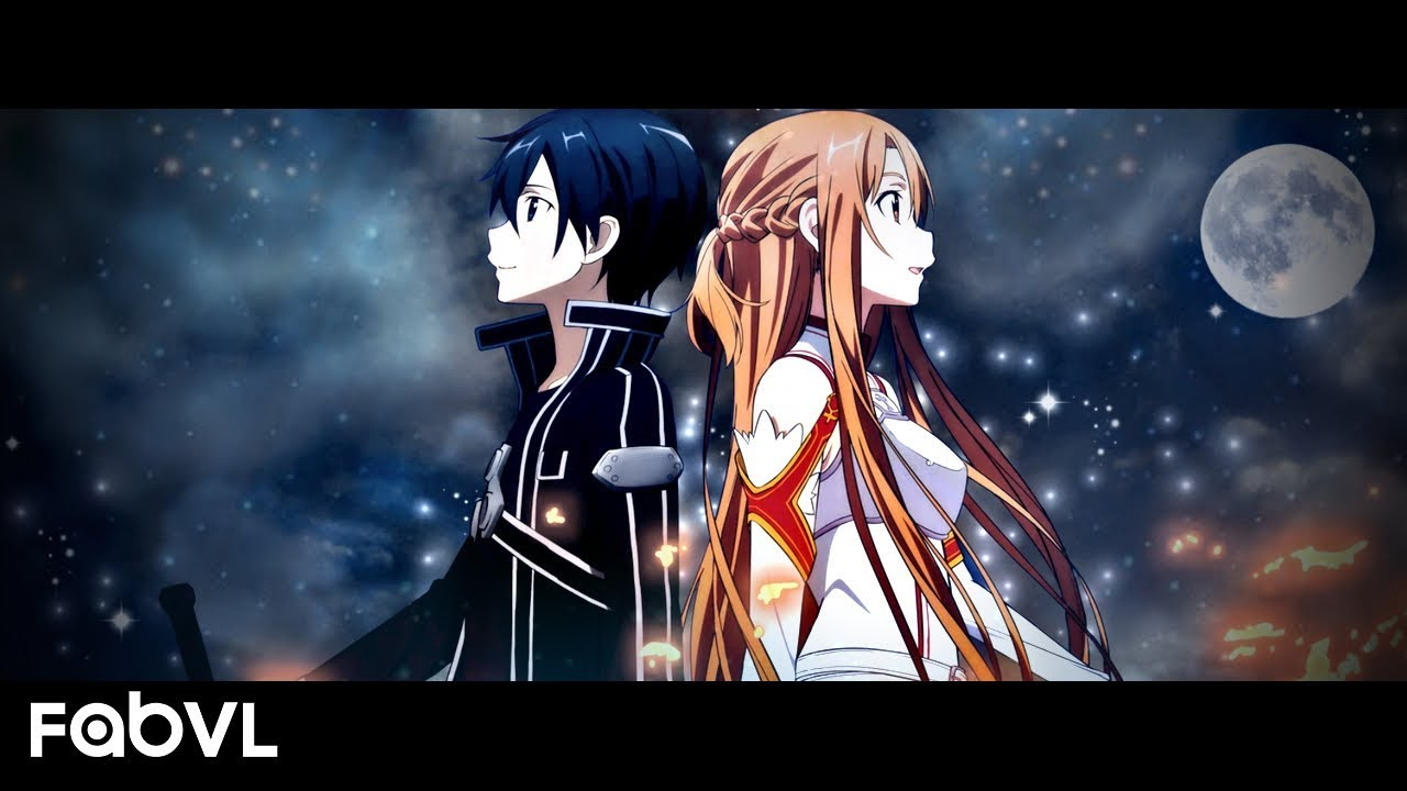 Sword Art Online Song - When the World Falls Down | FabvL