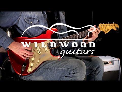 Fender Custom Shop 2019 Collection Big Head Stratocaster  •  SN: CZ540126