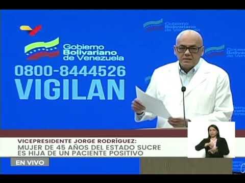 Reporte Coronavirus Venezuela, 25/05/2020: 56 nuevos casos, 42 son de personas que volvieron al país