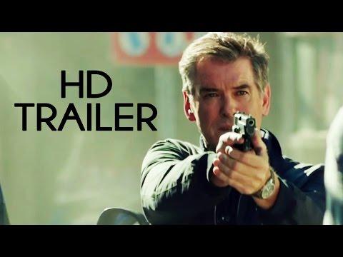 The November Man (Pierce Brosnan) -- Official HD Trailer (Commentary)