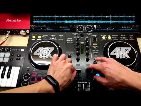 [Pioneer DDJ-400 Hands-On]  2018 TRAP RECAP