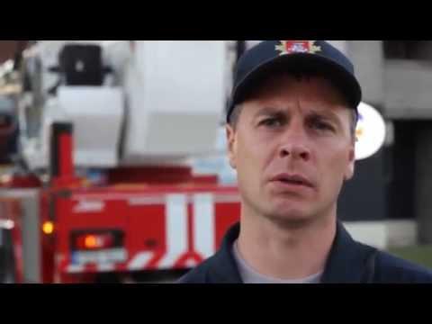 Panevėžio ugniagesiai ruošiasi ekstremalioms situacijoms daugiaaukščiuose pastatuose