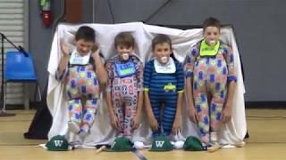 5th Grade Boys Talent Show!