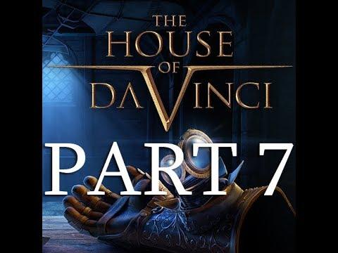 The House of Da Vinci Chapter 7 Tower Walkthrough |
